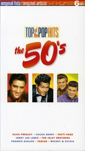 Top of the Pop Hitsthe 50s /  Various
