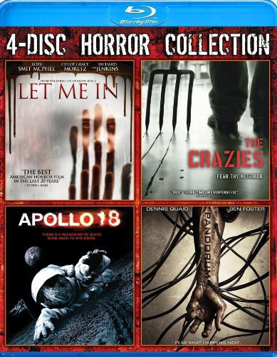 Theatrical Horror 4-Pack