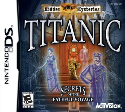 Titanic: Mysteries of the Deep for Nintendo DS
