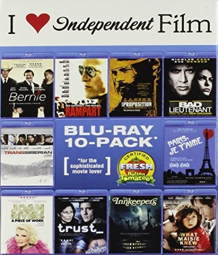 Heart Independent Film 10 BD Set