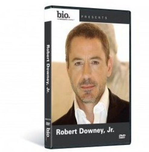 Biography - Downey JR Robert