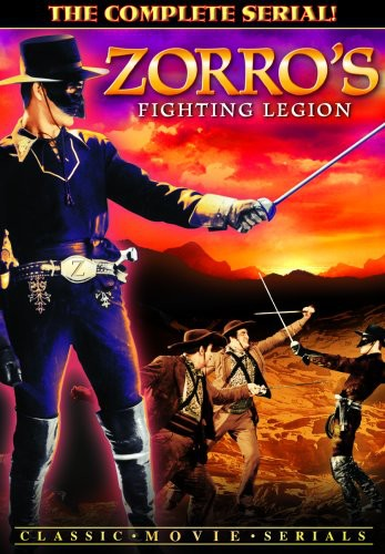 Zorro's Fighting Legion 1 - 12