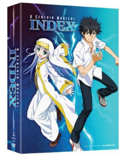 Certain Magical Index: Season 1 Part 1