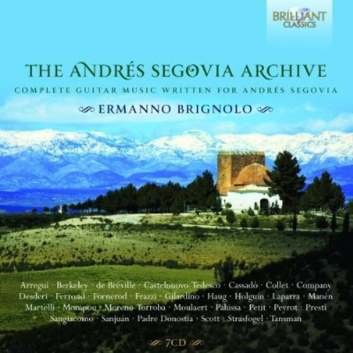 Andres Segovia Archive: Complete Guitar Music