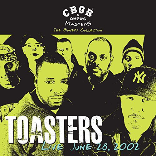CBGB OMFUG Masters: Live June 28 2002 Bowery