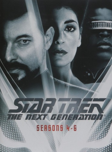 Star Trek: The Next Generation - Seasons 4 - 6