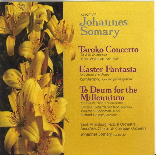 Music of Johannes Somary