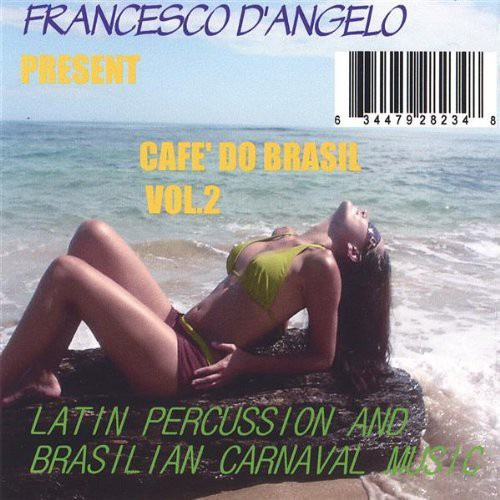 Cafe Do Brasillatin Percussion & Carnaval Sound Wi