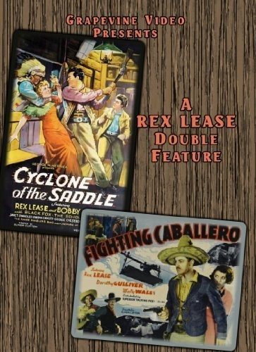 Cyclone of the Saddle (1935) /  Fighting Caballero
