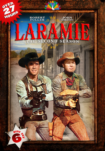 Laramie: The Complete 2nd Season (1960-1961)