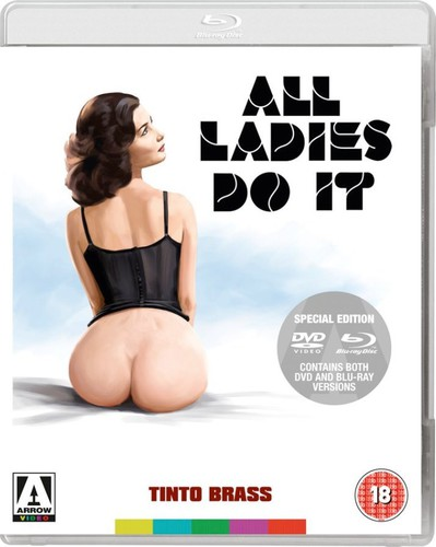 Tinto Brass All Ladies Do It [Import]
