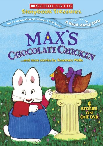 Max's Chocolate Chicken & More Stories By Rosemary
