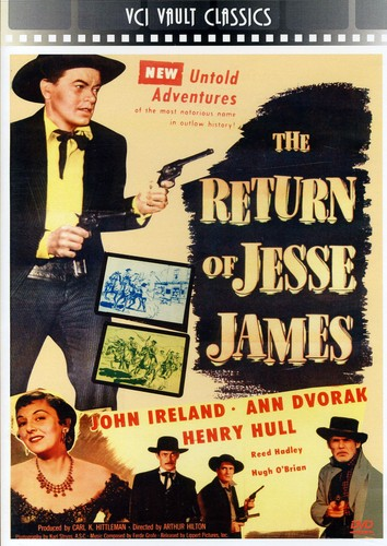 Return of Jesse James