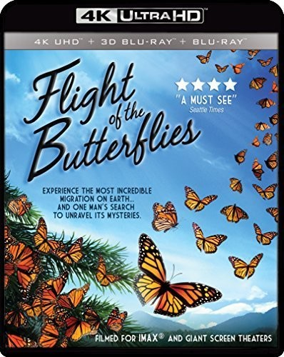 Imax: Flight Of The Butterflies