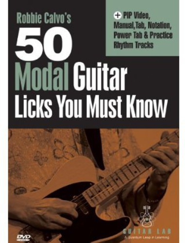 50 Modal Licks You Must Know