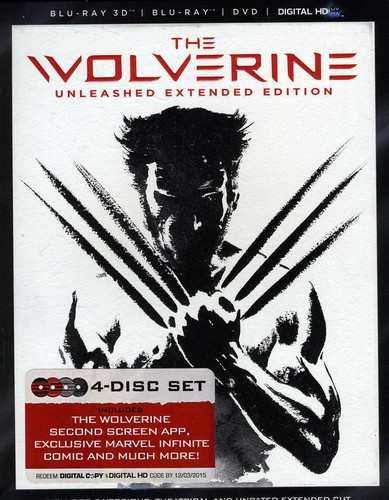 Wolverine: Unleashed Extended Edition
