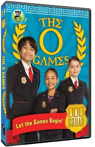 Odd Squad: The O Games