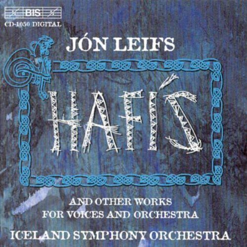 Hafis: Drift Ice /  Mixed Chorus & Orch /  2 Songs