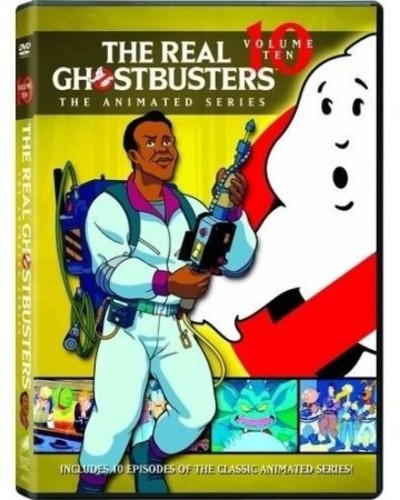 The Real Ghostbusters, Vol. 10