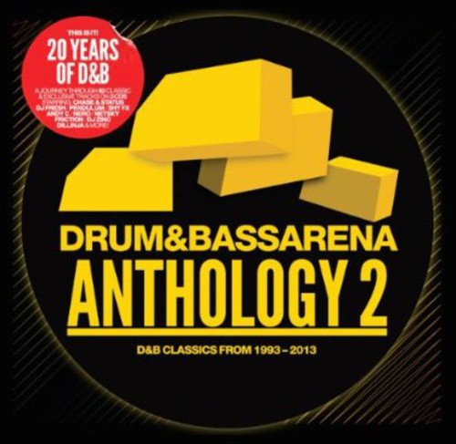 Drum & Bass Arena Anthology 2 /  Various