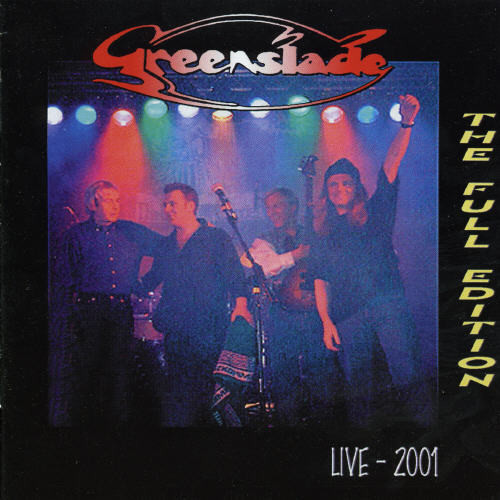 Full Edition: Live 2001 [Import]