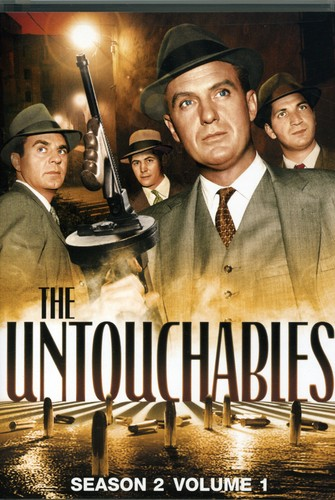 Untouchables: Season Two V.1