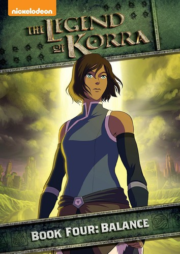 Legend of Korra: Book Four: Balance