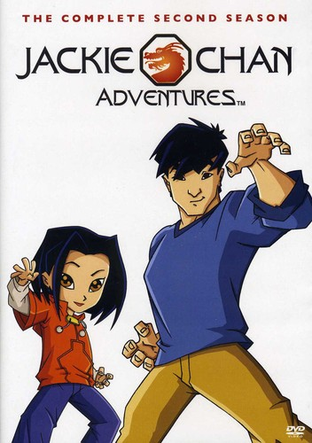 Jackie Chan Adventures: Comp Second Season