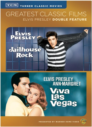 TCM Greatest Classic Films Double Feature: Elvis Presley (Jailhouse Rock /  Viva Las Vegas)