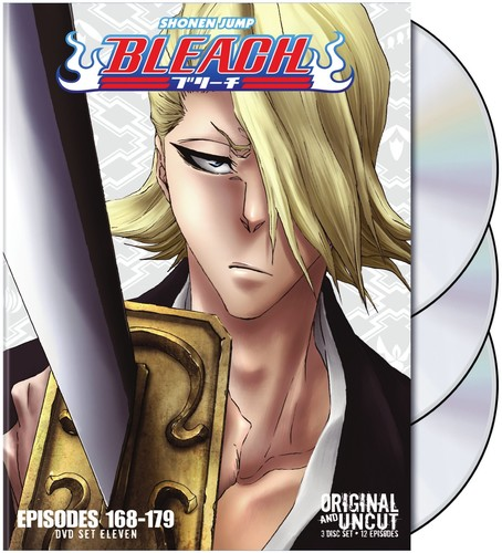 Bleach Uncut Box Set 11