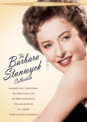 Barbara Stanwyck Collection: Universal Backlot