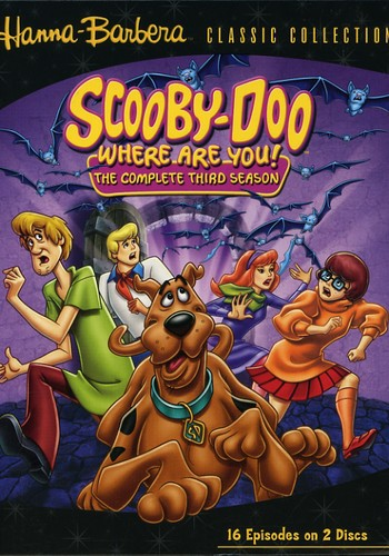 Scooby Doo Where Are You: The Complete Third Season
