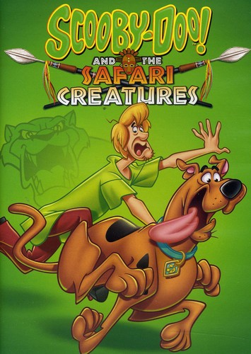 Scooby-Doo & Safari Creatures