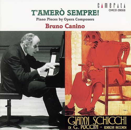 T'amero Sempre: Piano Pieces By Opera Composers