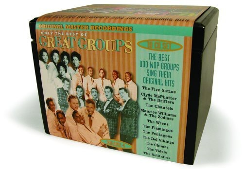 Only the Best of the Great Groups 4 /  Various