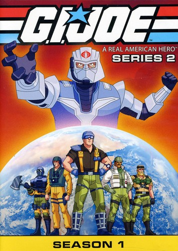 Gi Joe Real American Hero: Series 2 Season 1