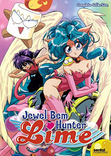 Jewel Bem Hunter Lime: Complete Collection