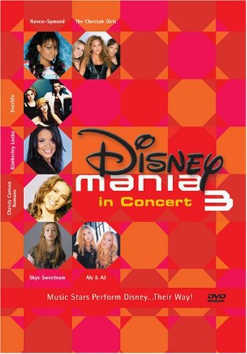 Disneymania 3 in Concert /  Various