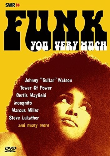 Funk You Very Much /  Various