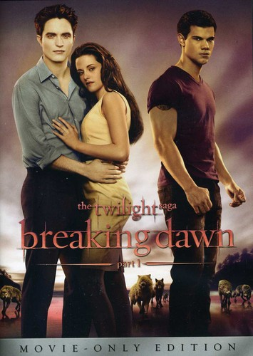 Twilight Saga: Breaking Dawn 1