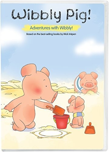 Wibbly Pig: Adventures with Wibbly