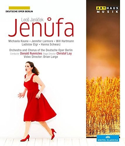 Jenufa - Live Recording from the Deutsche 2014
