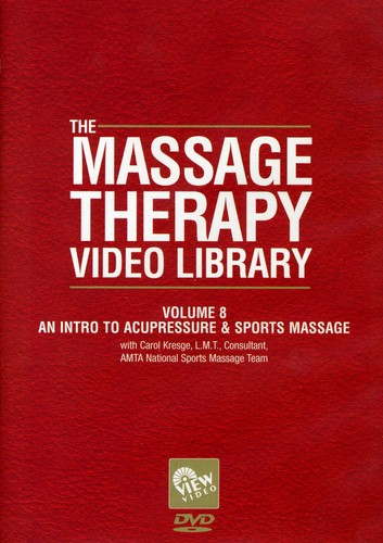 Massage Therapy - Intro to Acupressure & Sports 8