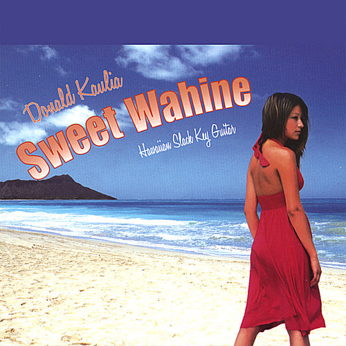 Sweet Wahine Hawaiian Slack Key Guitar