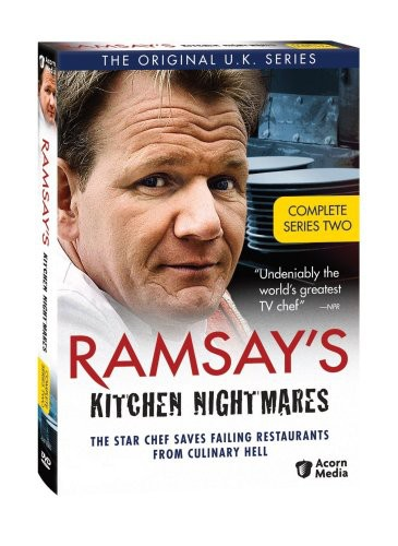 Ramsay's Kitchen Nightmares: Complete Series 2