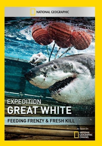 Expedition Great White: Feeding Frenzy