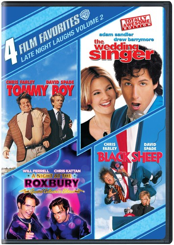 4 Film Favorites: Late Night Laughs 2