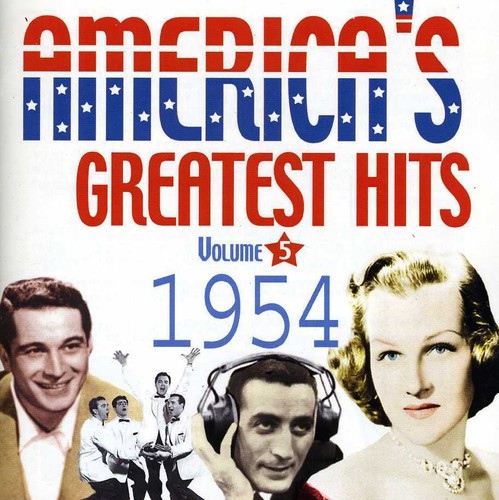 America's Greatest Hits 1954 5 /  Various