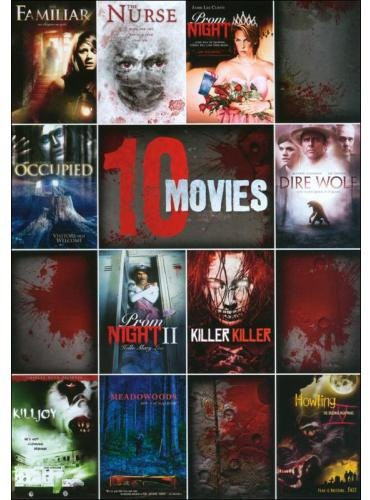 10-Movie Horror Collection 8