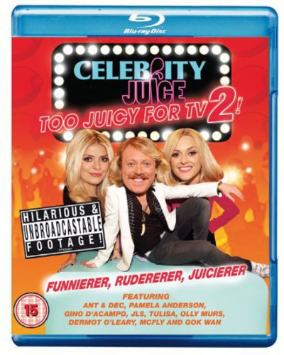 Celebrity Juice Too Juicy for TV 2 [Import]